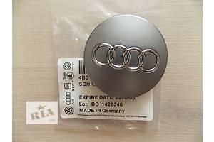 Новые Колпаки на диск Audi