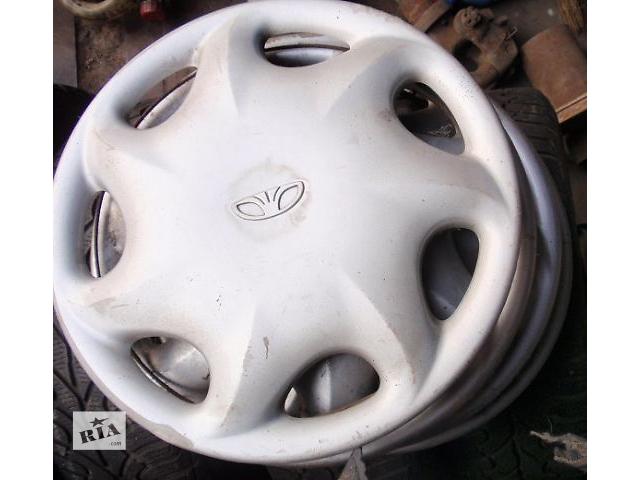 бу Колпак на диск для легкового авто Daewoo Lanos в Днепре (Днепропетровске)