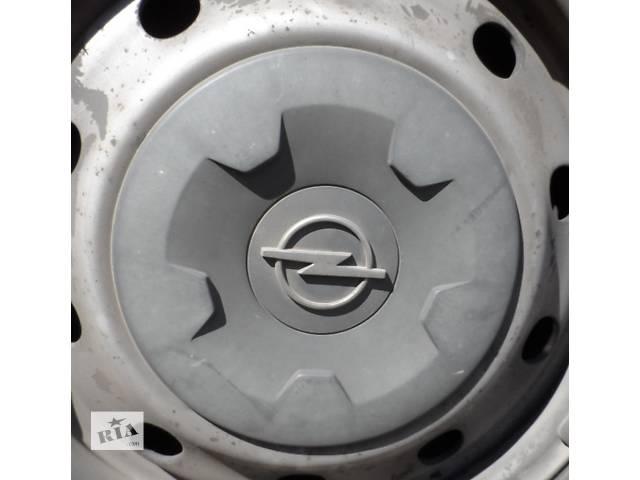 купить бу Колпак на диск для Опель Мовано Opel Movano 2003-2010 в Ровно