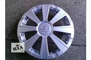 Новые Колпаки на диск ЗАЗ Sens