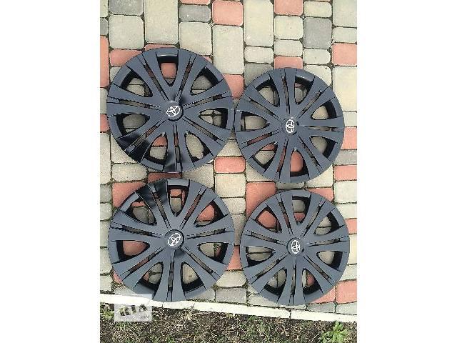 купить бу Колпак на диск Легковой Toyota Corolla 2007-2011 Эксклюзив в Полтаве