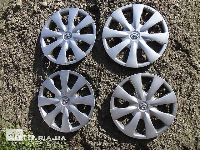 Колпаки для Toyota Auris- объявление о продаже  в Коломые