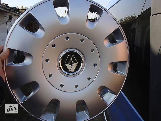 Колпаки Renault Kangoo R15,R16.- объявление о продаже  в Виннице