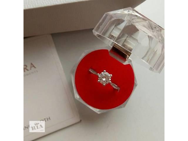 Кольцо с камнями Посеребнение 925 пробы 16,5 Размер- объявление о продаже  в Полтаве