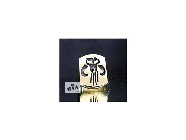 бу Кольцо Знак Мандалорцев Боба Фетт, Звездные войны в Киеве