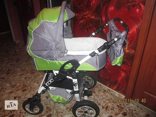 купить бу коляска Discovery в хорошем состоянии в Тернополе
