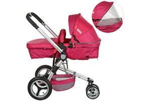 Детские коляски трансформеры Bambi