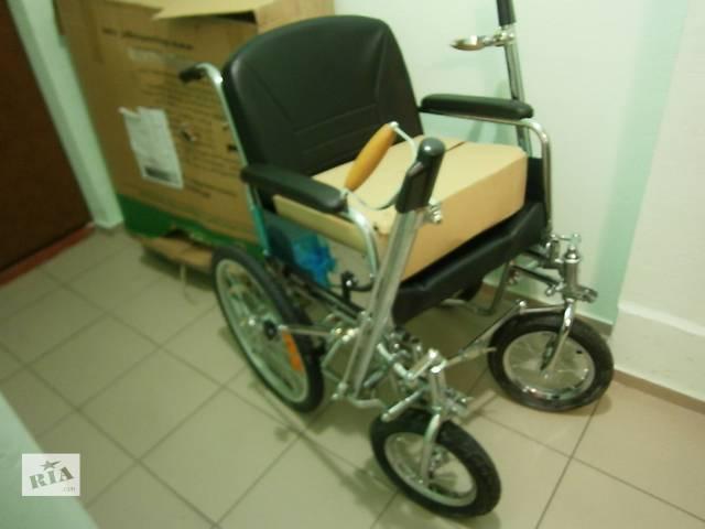 продам Коляска инвалидная прогулочная КВД 22 бу в Киеве