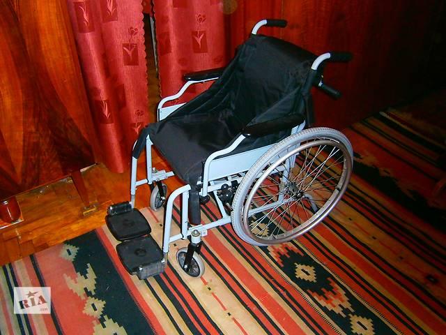 купить бу коляска инвалидная в Запорожье