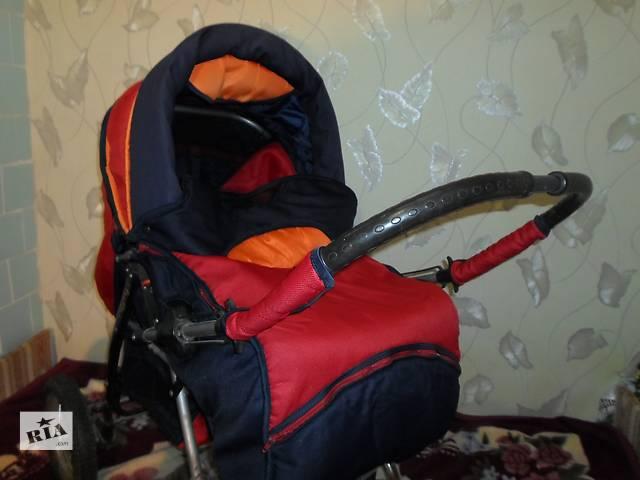 купить бу Коляска зима-лето в Житомире