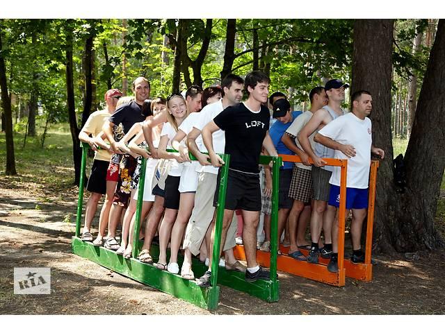 купить бу Командообразующие игры в загородном комплексе Дубравушка Club  в Украине