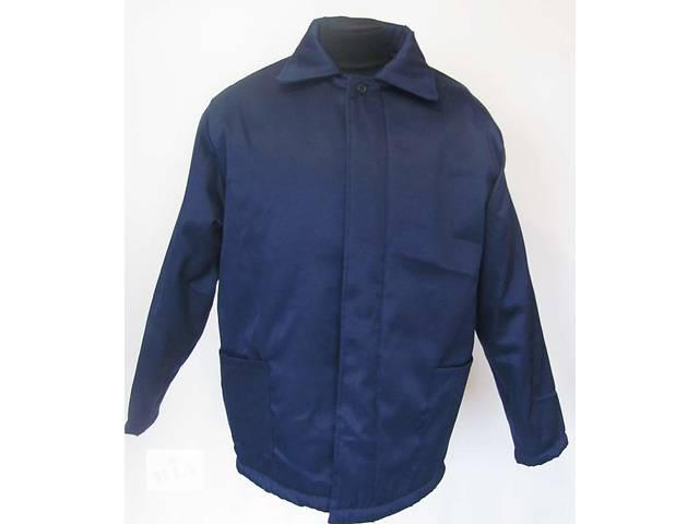 продам фуфайка,ватная куртка,спецодежда утепленная,рабочая одежда зимняя бу в Чернигове