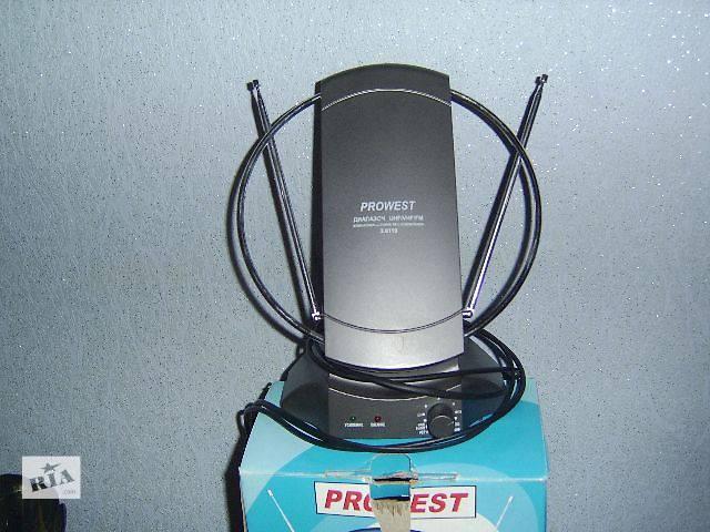 Антенна с усилителем для радио