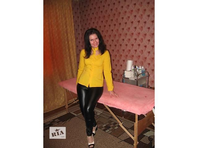 бу Комплекс из общеоздоравливающего и расслабляющего массажа в Киеве