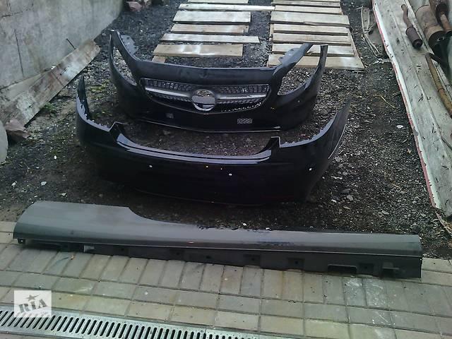 комплект бампера (передний, задний) и накладки порогов Mercedes S-Class Coupe W217 не AMG/ AMG- объявление о продаже  в Киеве