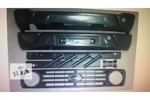 Комплект бамперов с решёткой легкового авто ВАЗ 21214 Тайга