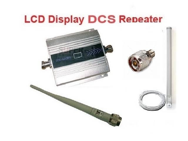 Комплект DCS 1800 МГц для усиления мобильной связи в подвалах и полуподвальных помещениях- объявление о продаже  в Запорожье