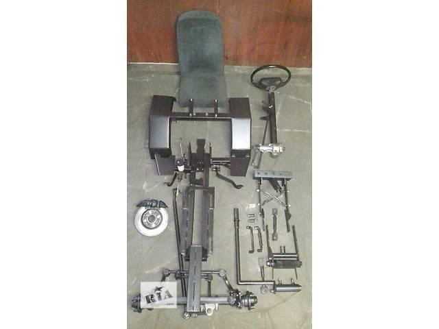 продам Комплект для переделки мотоблока в трактор бу в Сумах