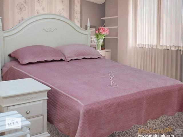Комплект для спальни Романтика( покрывало и наволочки)- объявление о продаже  в Трускавце