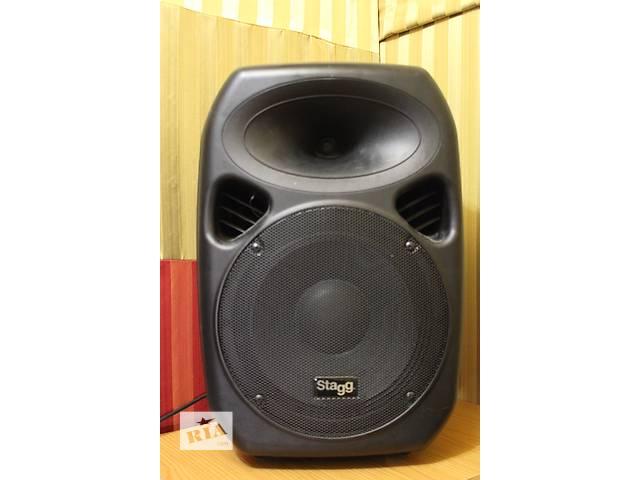 купить бу Комплект для ведущего (тамады): колонка + радиомикрофон в Трускавце