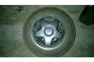 б/у диски с шинами Subaru Legacy