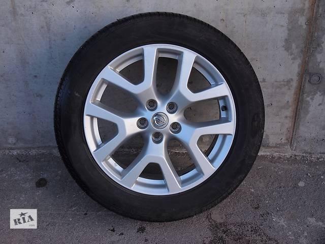 "бу Комплект дисков  Nissan 7х18"" 5х114.3  66,1  в Днепре (Днепропетровск)"