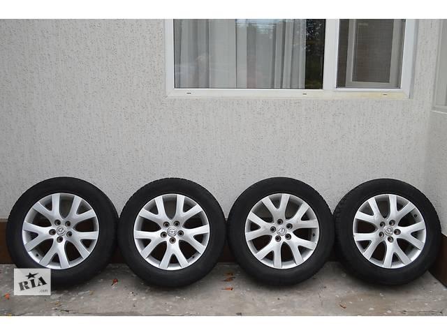 бу комплект дисков с резиной Mazda CX-7 в Херсоне