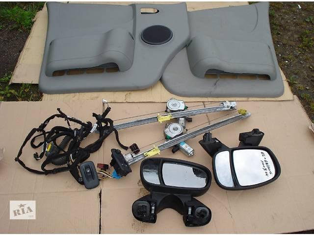 продам Комплект електропідйомників Двери/багажник и компоненты Стеклоподъемник Ниссан Примастар  Nissan Primastar бу в Бориславе