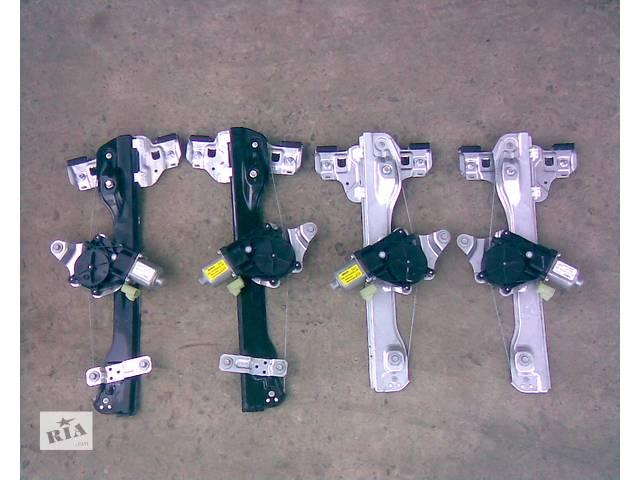 продам Комплект электростеклоподъемников с картами дверей Chevrolet Aveo Т-300 бу в Харькове