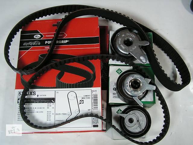 продам Комплект ГРМ 2,5TDI  VW T4, LT  - 3 ролика+ 2 ремня бу в Ровно