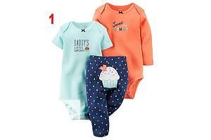 Новые Детская одежда Carters