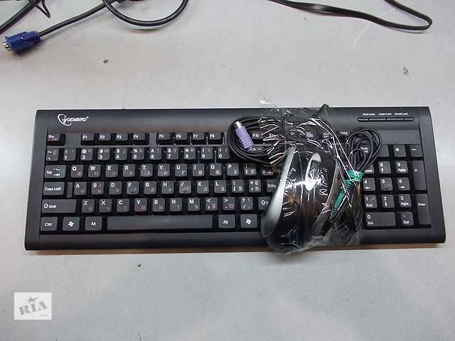 Комплект Клавиатура, мышь ps2- объявление о продаже  в Запорожье