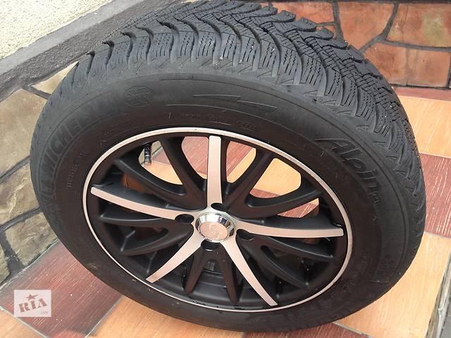 бу  Комплект колес MICHELIN 185/65 R15 в Виннице