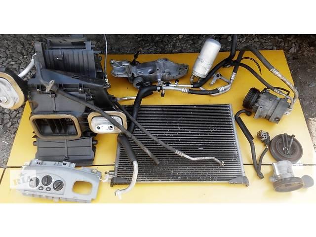 купить бу Комплект кондиционера, кондиціонера 1.9 Renault Trafic Рено Трафик Opel Vivaro Опель Виваро Nissan Primastar в Ровно