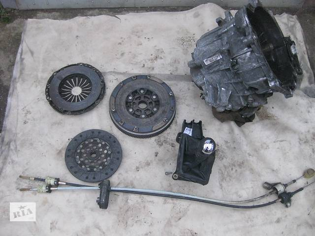бу Комплект кпп коробки передач механика Opel Vectra C Вектра С в Львове
