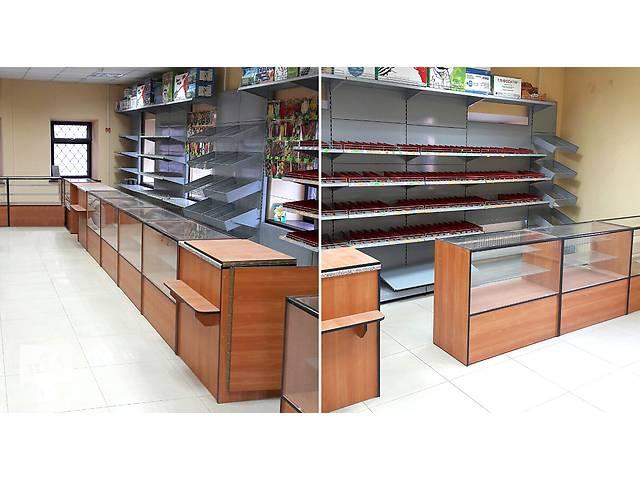 купить бу Комплект мебели для магазина/торгового зала в идеальном состоянии в Харькове