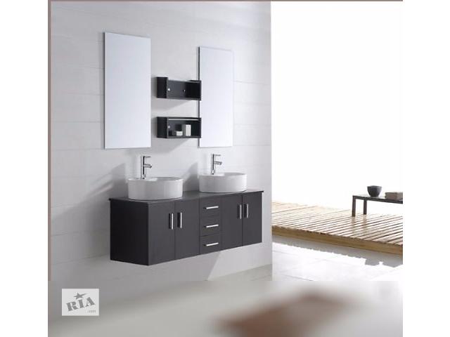 Комплект мебели для ванной Golston ES6220, 1500х500х490 мм- объявление о продаже  в Одессе