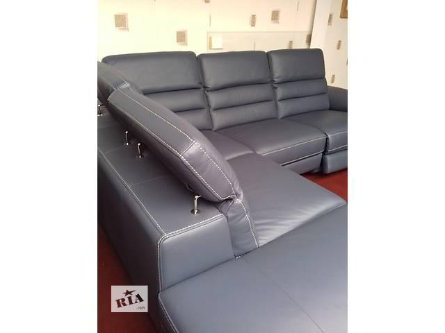 бу Комплект мебели релакс, мягкий кожаный куток  в Дрогобыче