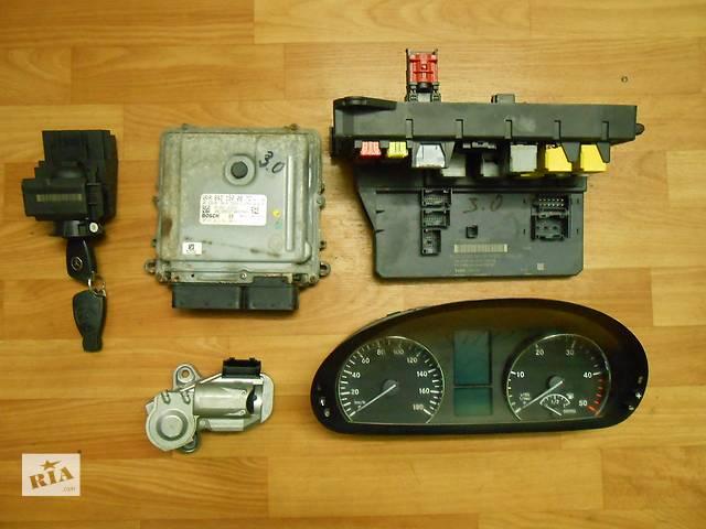 продам  Комплект Mercedes Sprinter 906, 903 (215, 313, 315, 415, 218, 318, 418, 518) 1996-2012гг бу в Ровно