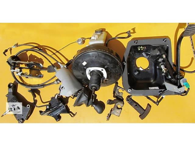 Комплект переделки с робота на механику 1.9 2.0 2.5 Renault Trafic Рено Трафик Opel Vivaro Опель Виваро Nissan Primastar- объявление о продаже  в Ровно