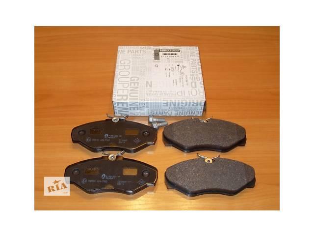 продам Комплект передних тормозных колодок  ORIGINAL  Франция  на  1.9 / 2.0 / 2.5dci - RENAULT TRAFIC / OPEL VIVARO бу в Луцке