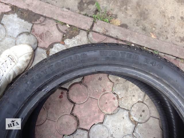 купить бу Комплект Pirelli 245/40 R19 в Городенке