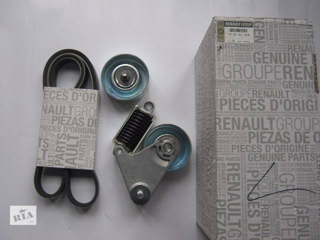 Комплект ремня генератора на Renault Mascott, Master- объявление о продаже  в Ковеле