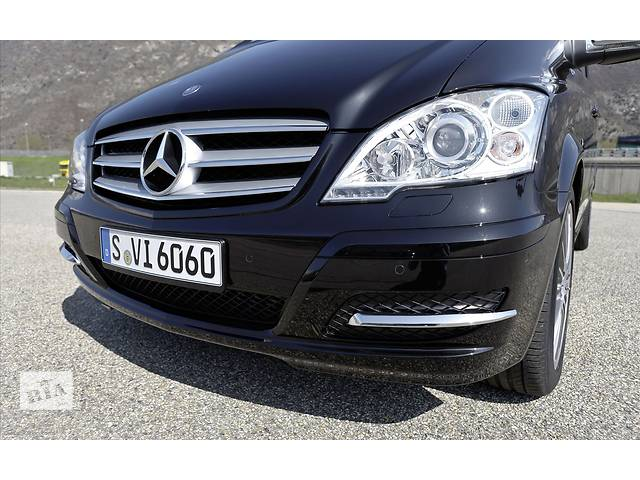 бу Комплект рестайлинга 2013г на Mercedes Viano Vito w639. Бампер,фары,крылья,зеркала,решетка,фонари в Ровно