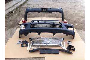 Нові бампери передні Lexus LX