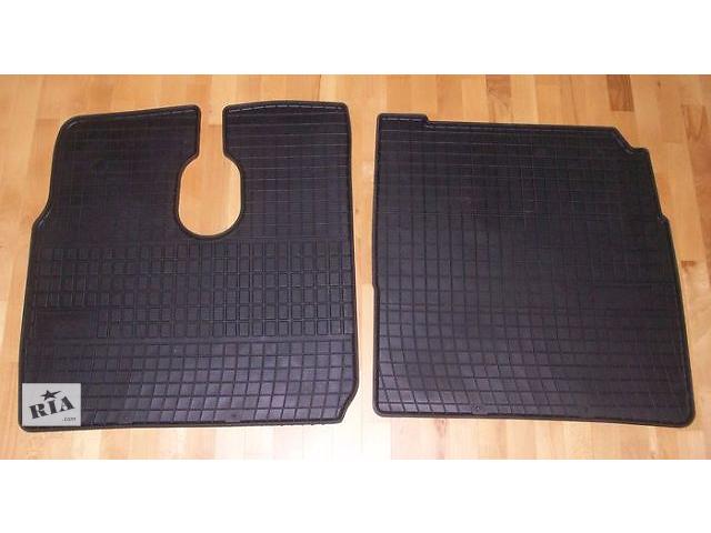 Комплект резиновых ковриков кабины MAN L2000, LE.- объявление о продаже  в Тернополе