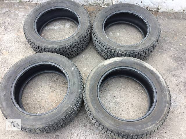 купить бу Комплект резины 225/60 R17 99S Firestone Winterforce в Киеве