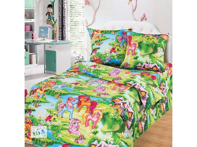 Комплект с пони Волшебные сны – детское постельное белье купить- объявление о продаже  в Киеве
