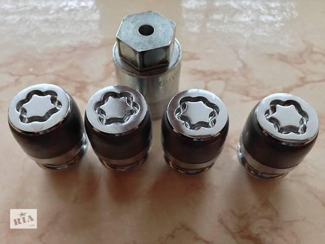 бу Комплект секретных колесных гаек McGard 24195SL в Чернигове