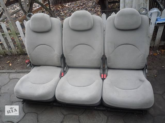 Комплект быстросъемных задних сидений-трансформеров Ford Transit Connect- объявление о продаже  в Любомле